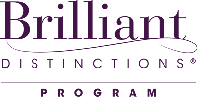 Brilliant Distinctions® Program